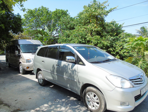 Car-pick-up-in-Hai-Phong