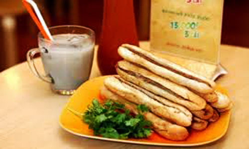 Spicy-stick-bread