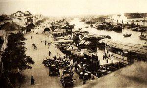 Chợ-Đổ-Hải-Phòng-xưa