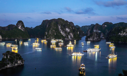 Halong-bay-Overnight-cruise